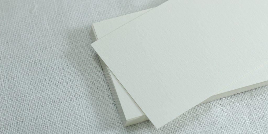 名刺 用紙 アラベール スノーホワイト 200kg